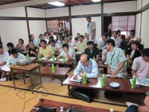 2011年(平成23年)「佐賀県武雄市でのエース会」