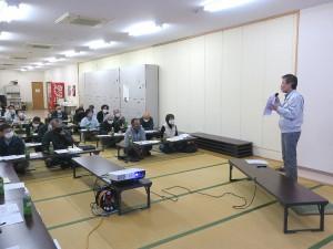 森田センター長による解説